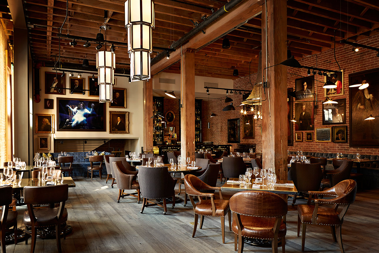 Luxury Hotel, Bar and Private Club Design in San Francisco ...